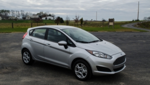 Ford Fiesta Full Hd