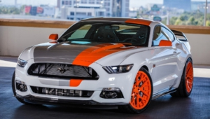 Ford Mustang 4k