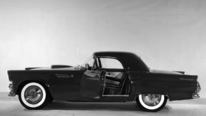 Ford Thunderbird 4k
