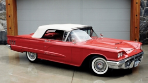 Ford Thunderbird Hd