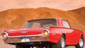 Ford Thunderbird Hd Wallpaper