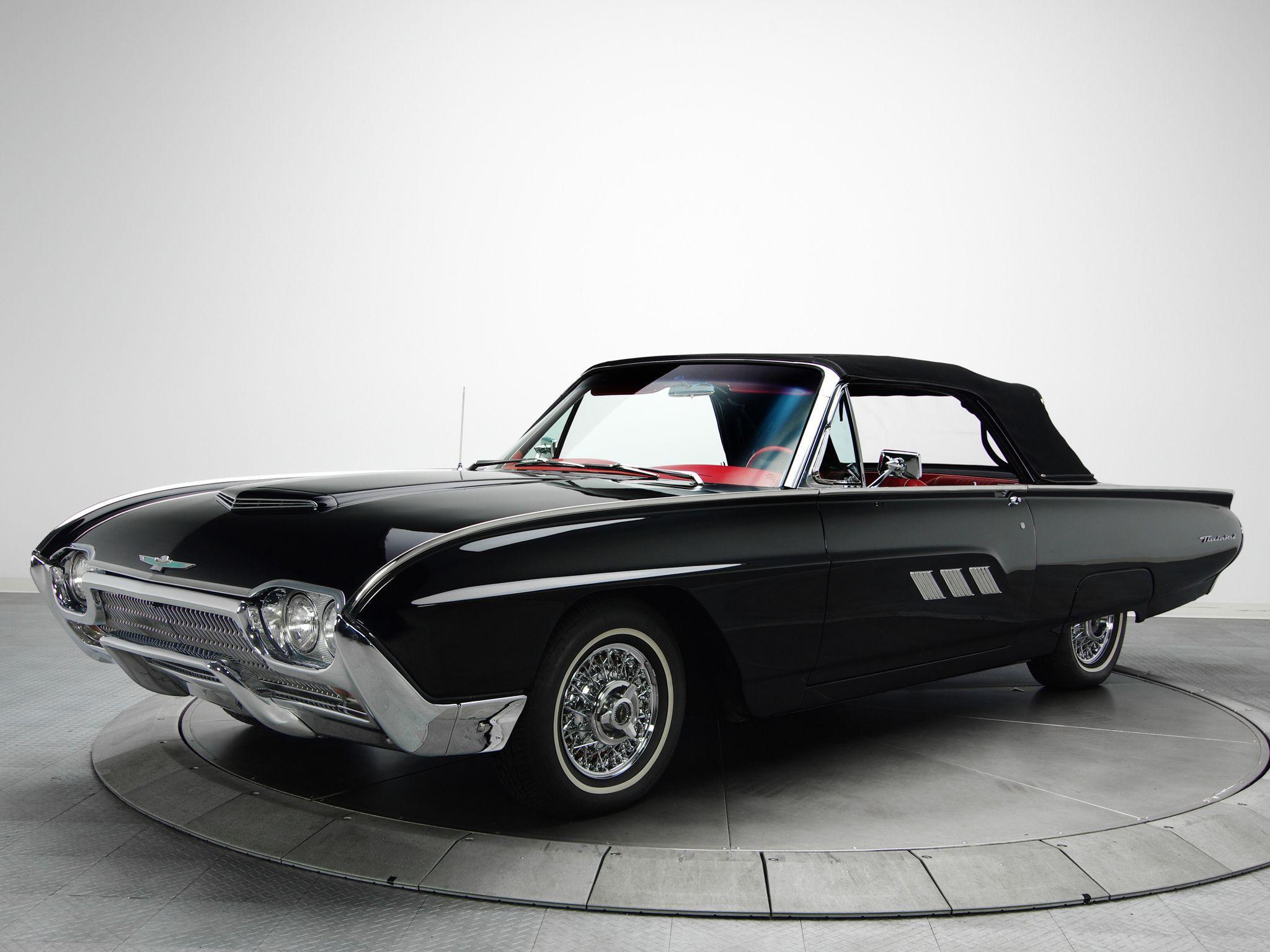 Ford Thunderbird Widescreen