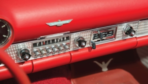 Ford Thunderbird For Desktop