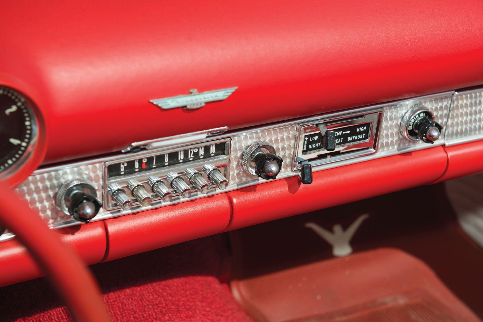 Ford Thunderbird For Desktop