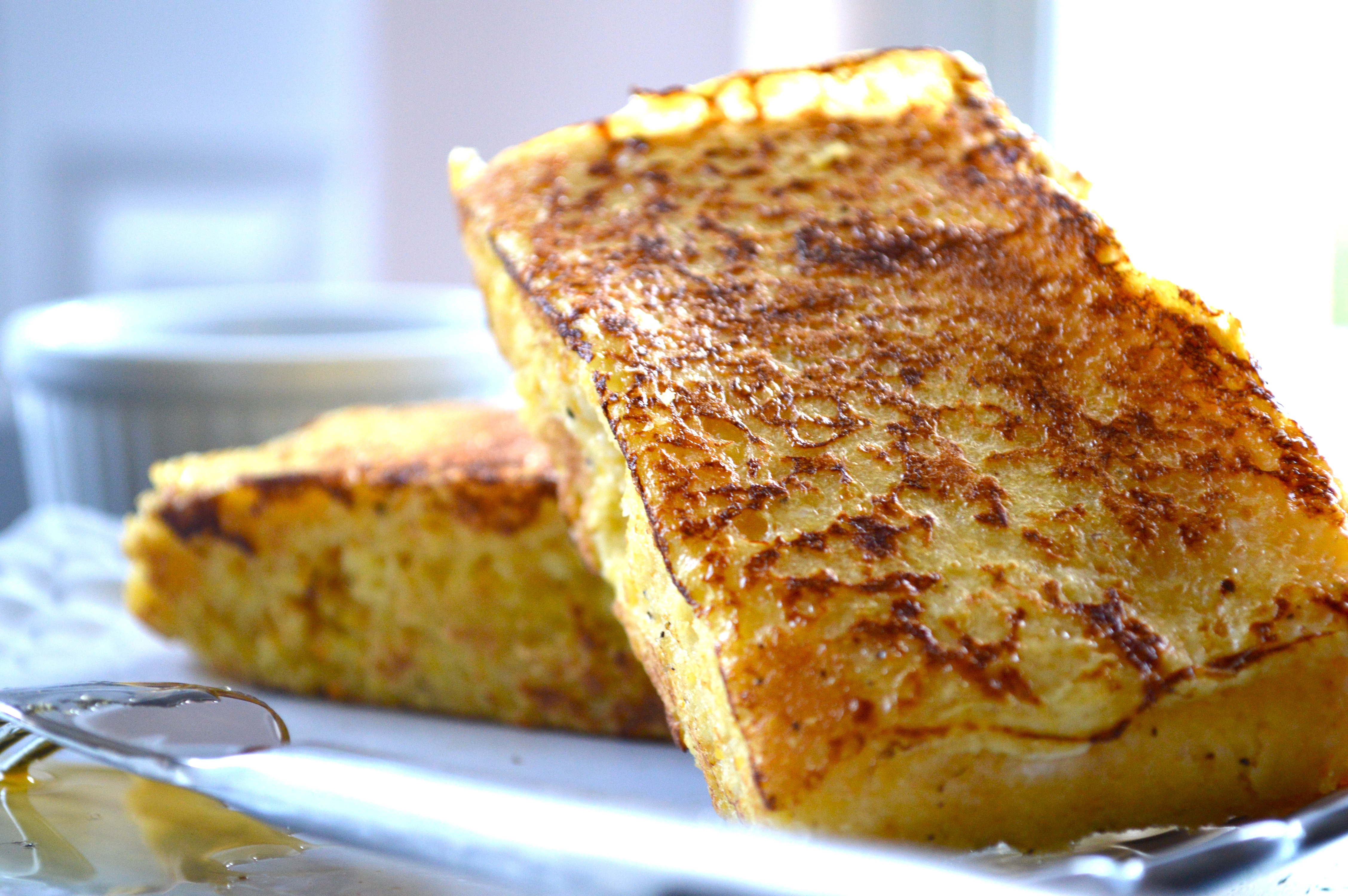 French Toast Computer Wallpaper