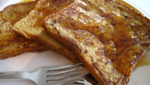 French Toast High Definition