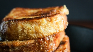French Toast Wallpaper