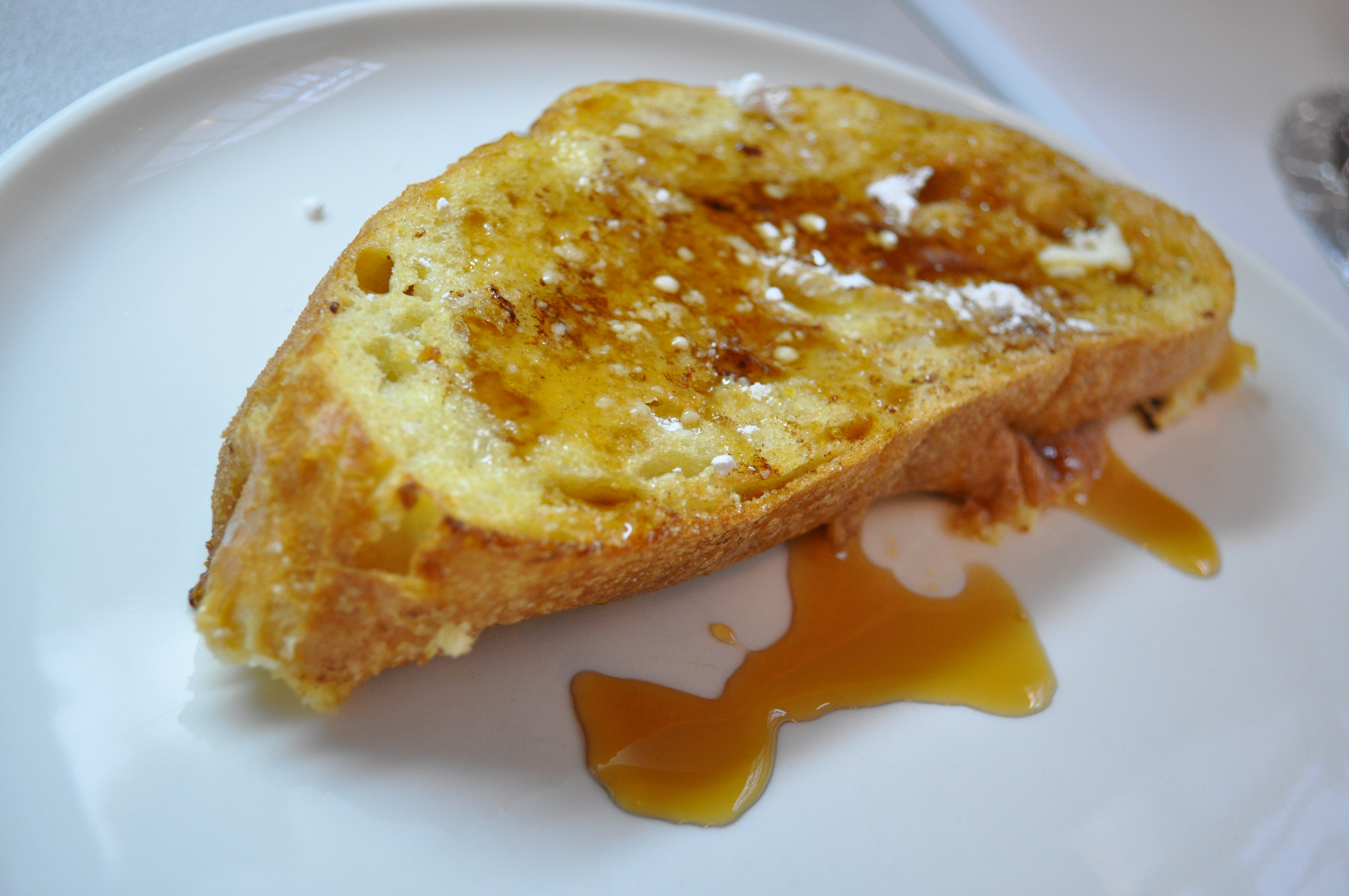 French Toast Widescreen
