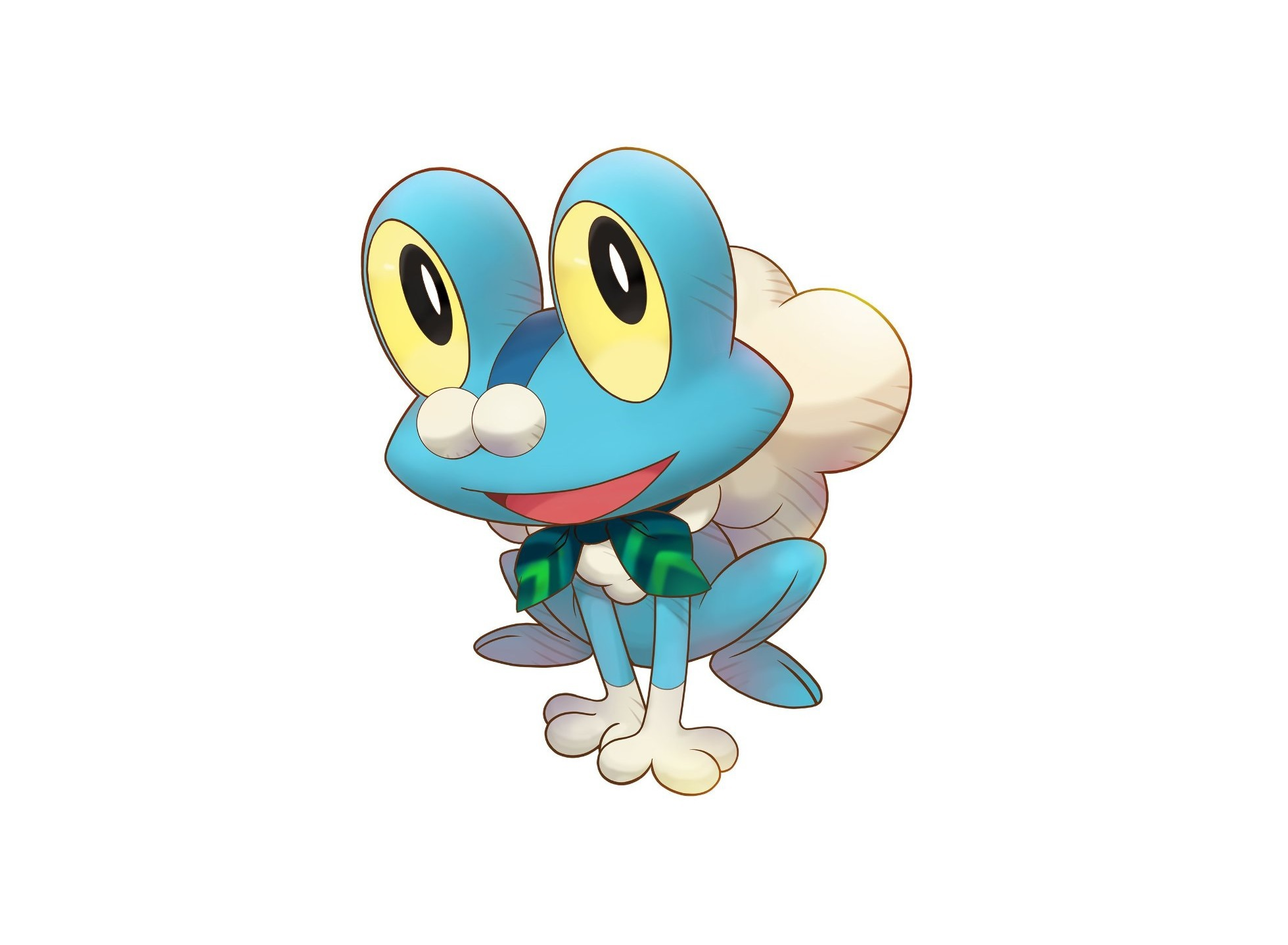 Froakie Pictures
