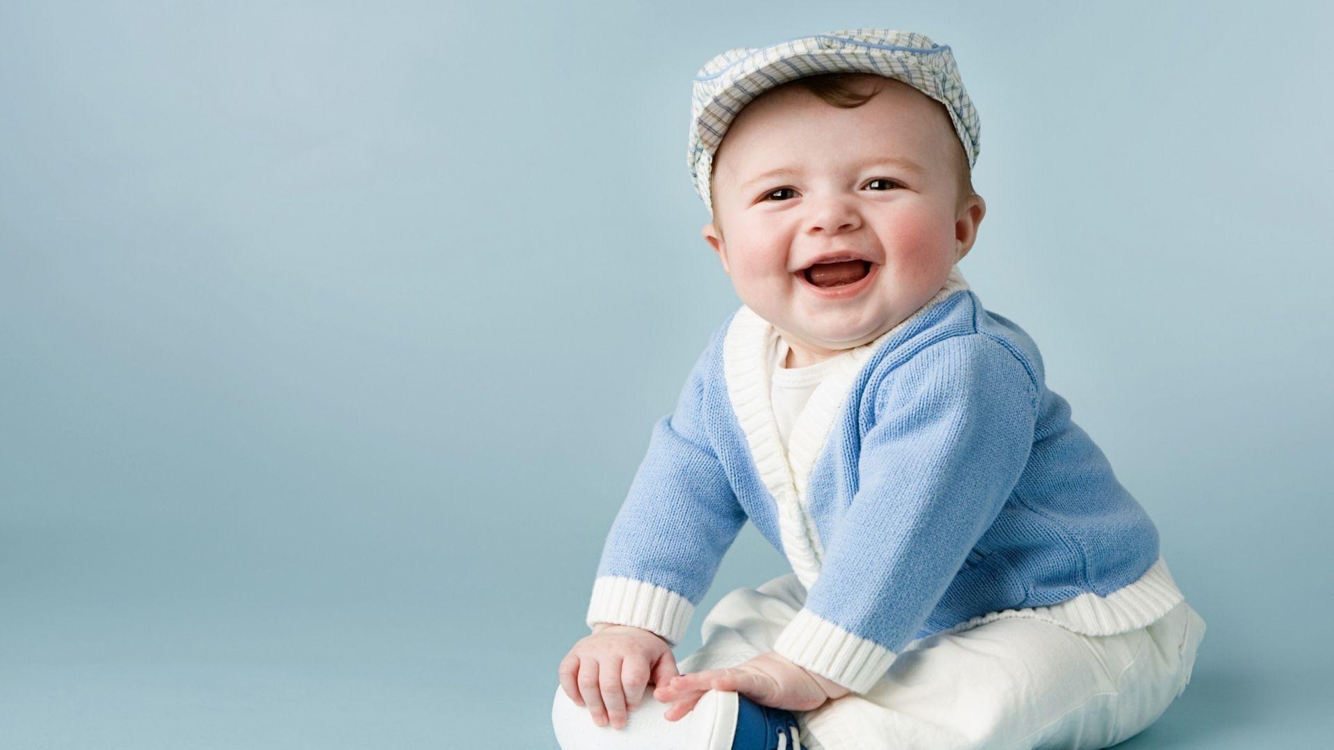 Funny Baby Wallpaper