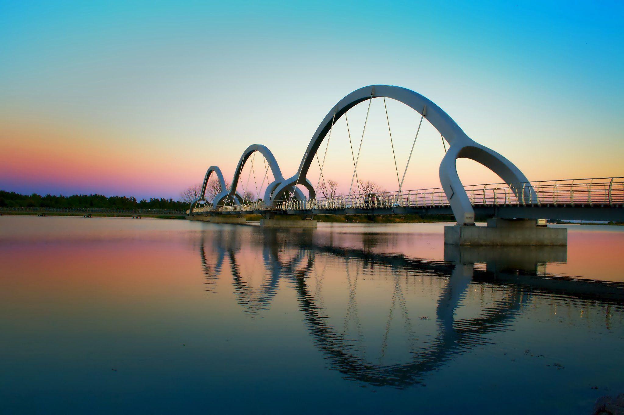 Gaiola Bridge Widescreen