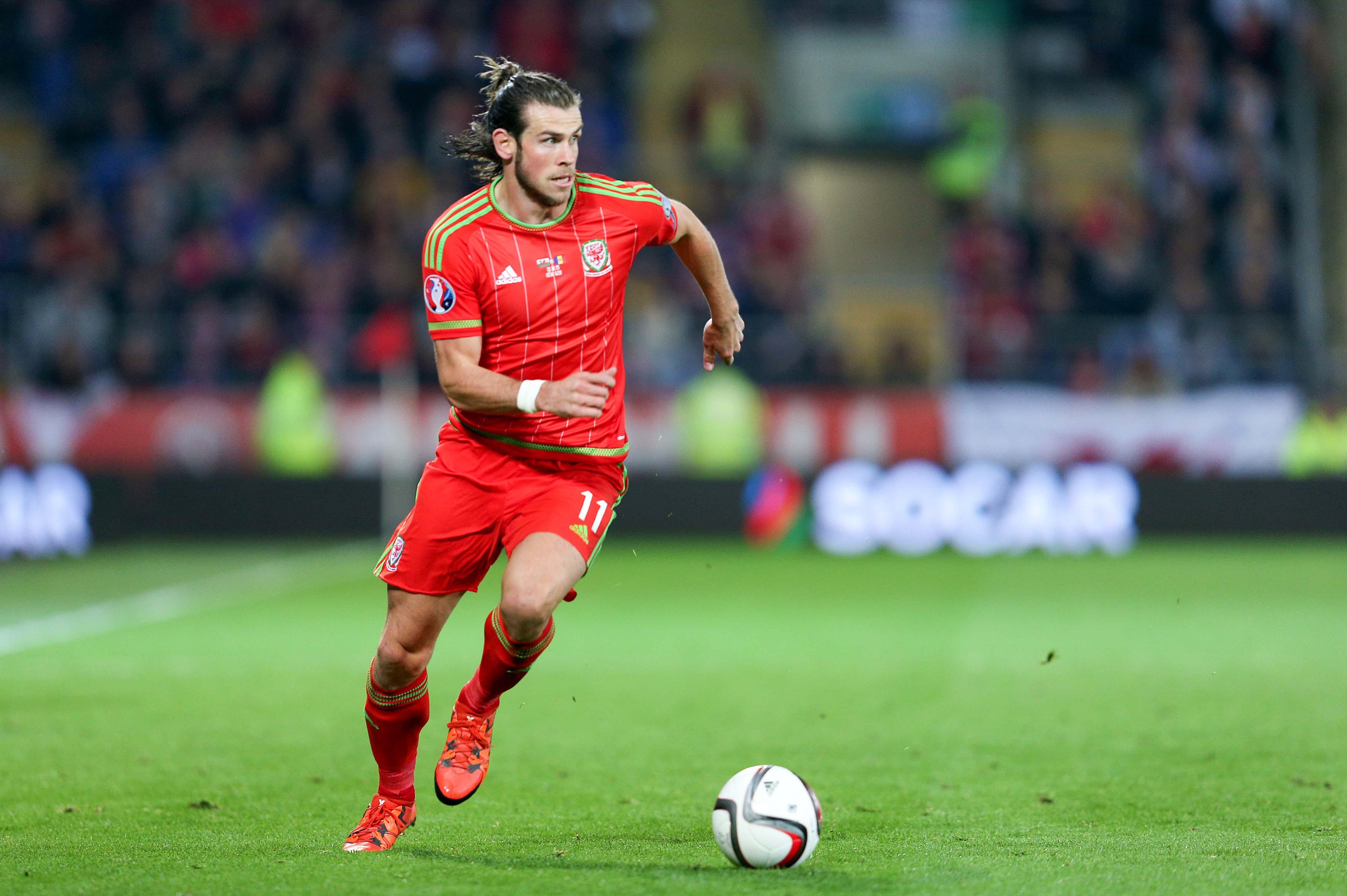 Gareth Bale Widescreen