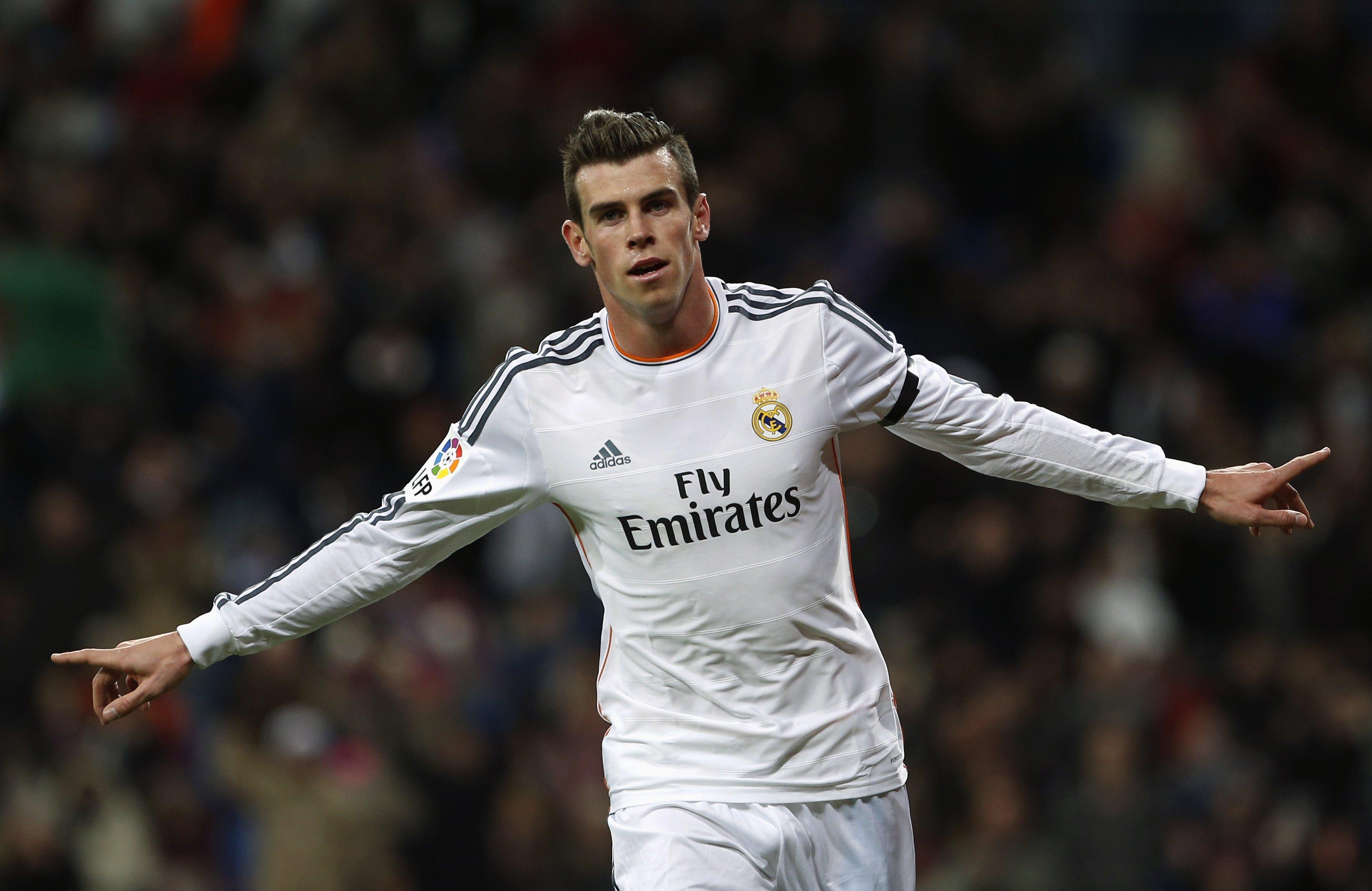 Gareth Bale For Desktop Background