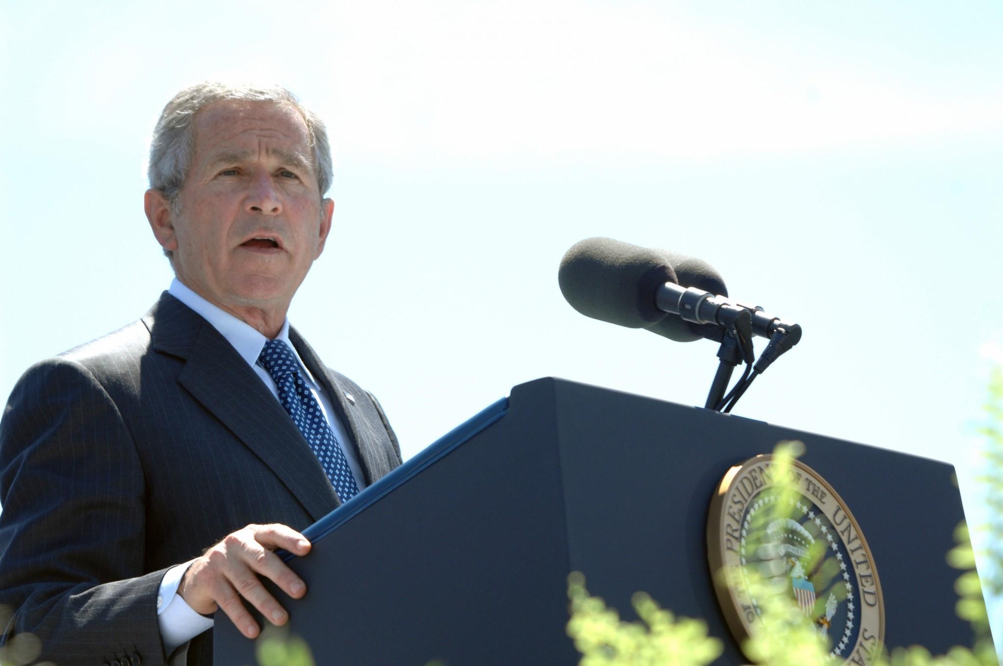 George Bush 4020