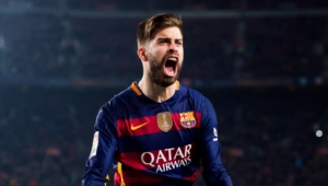 Gerard Pique Hd Wallpaper