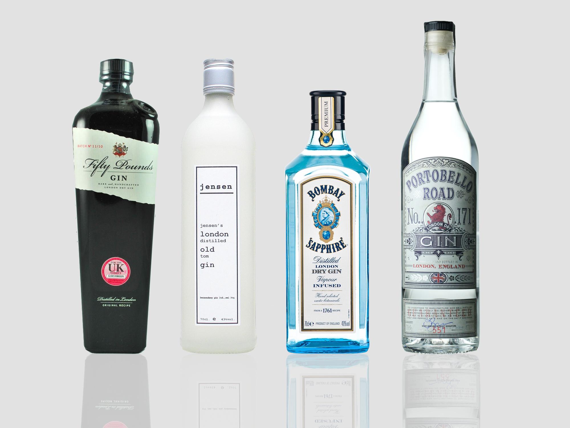 Gin Desktop Wallpaper