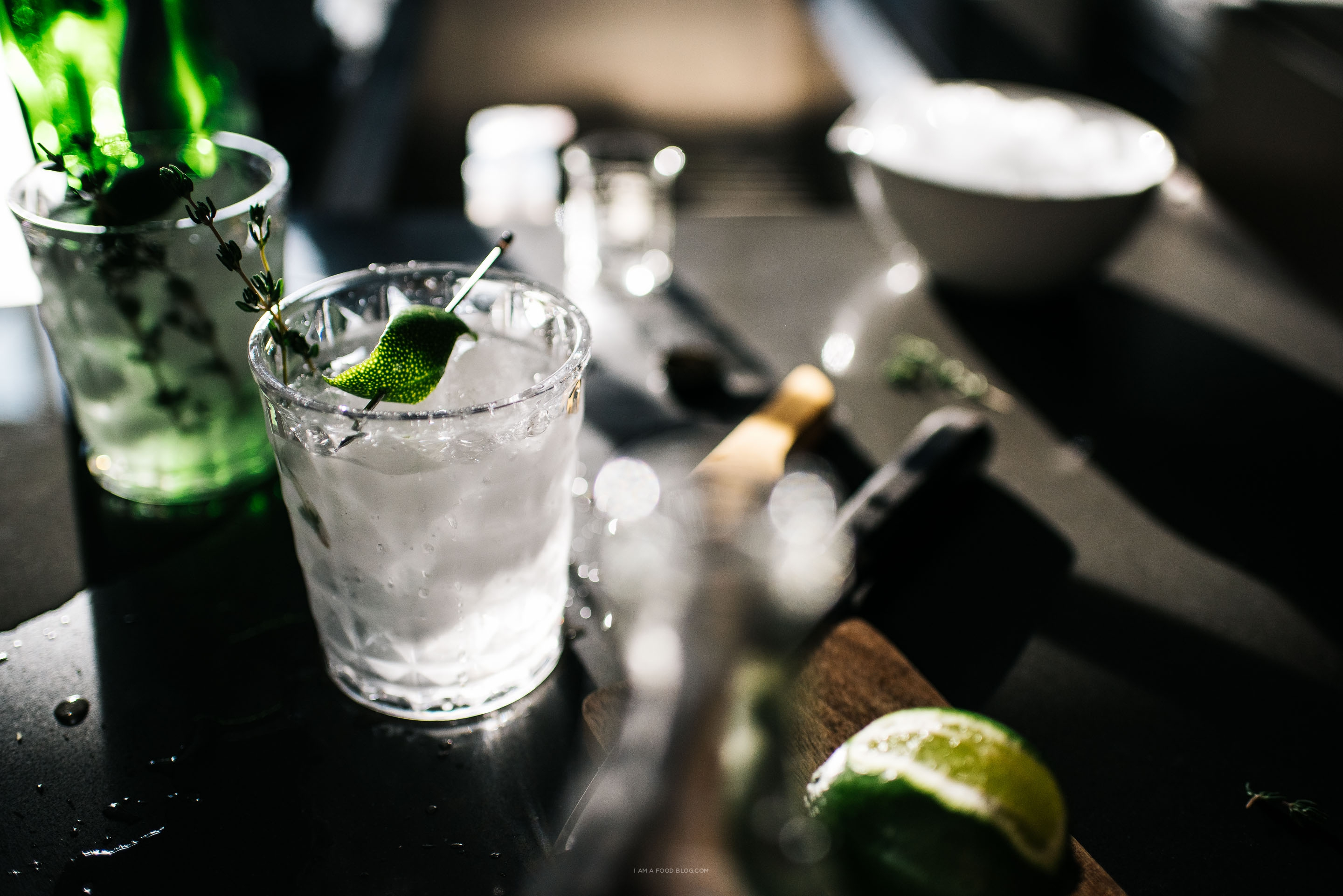 Gin And Tonic High Definition