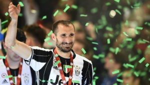 Giorgio Chiellini High Definition