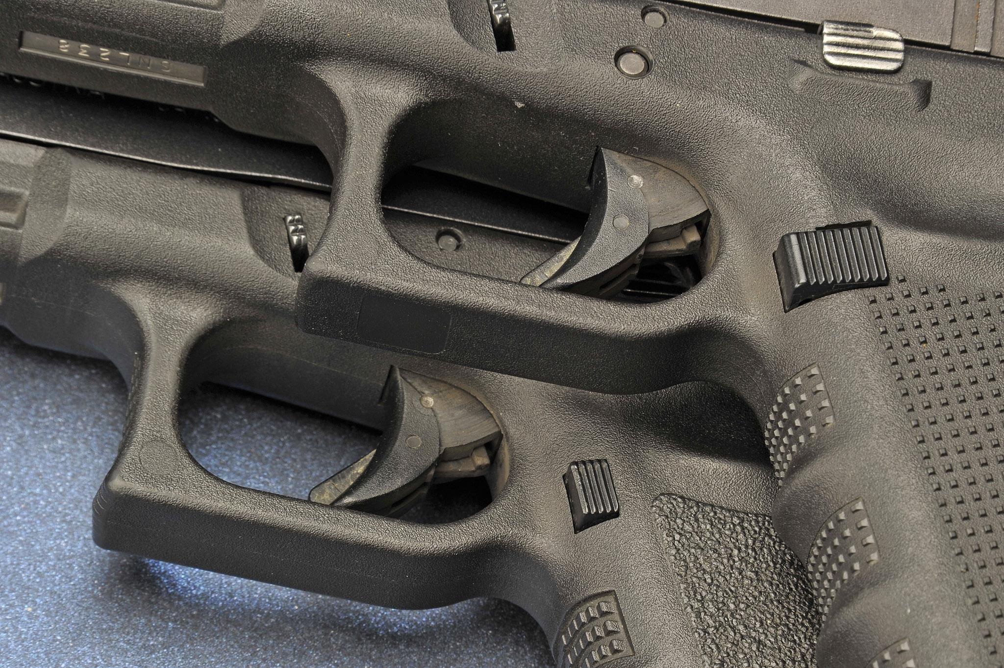 Glock 17 Gen 4 Background