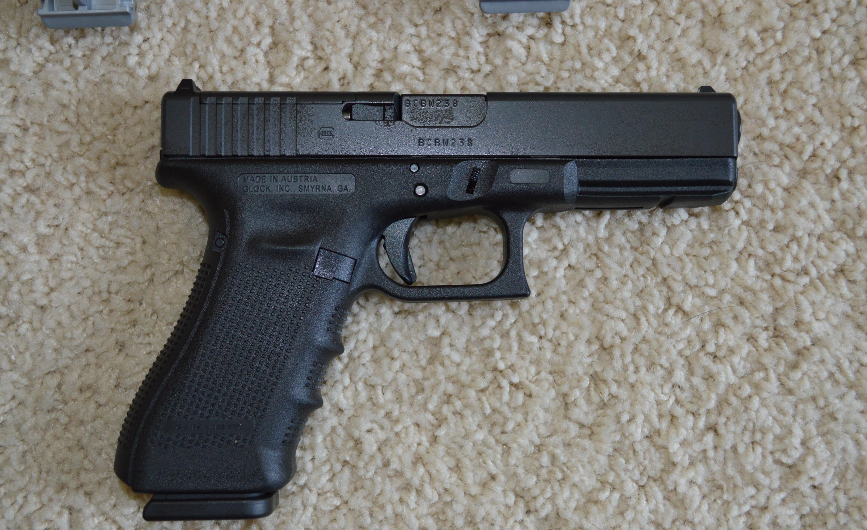 Glock 17 Gen 4 Free Hd Wallpapers