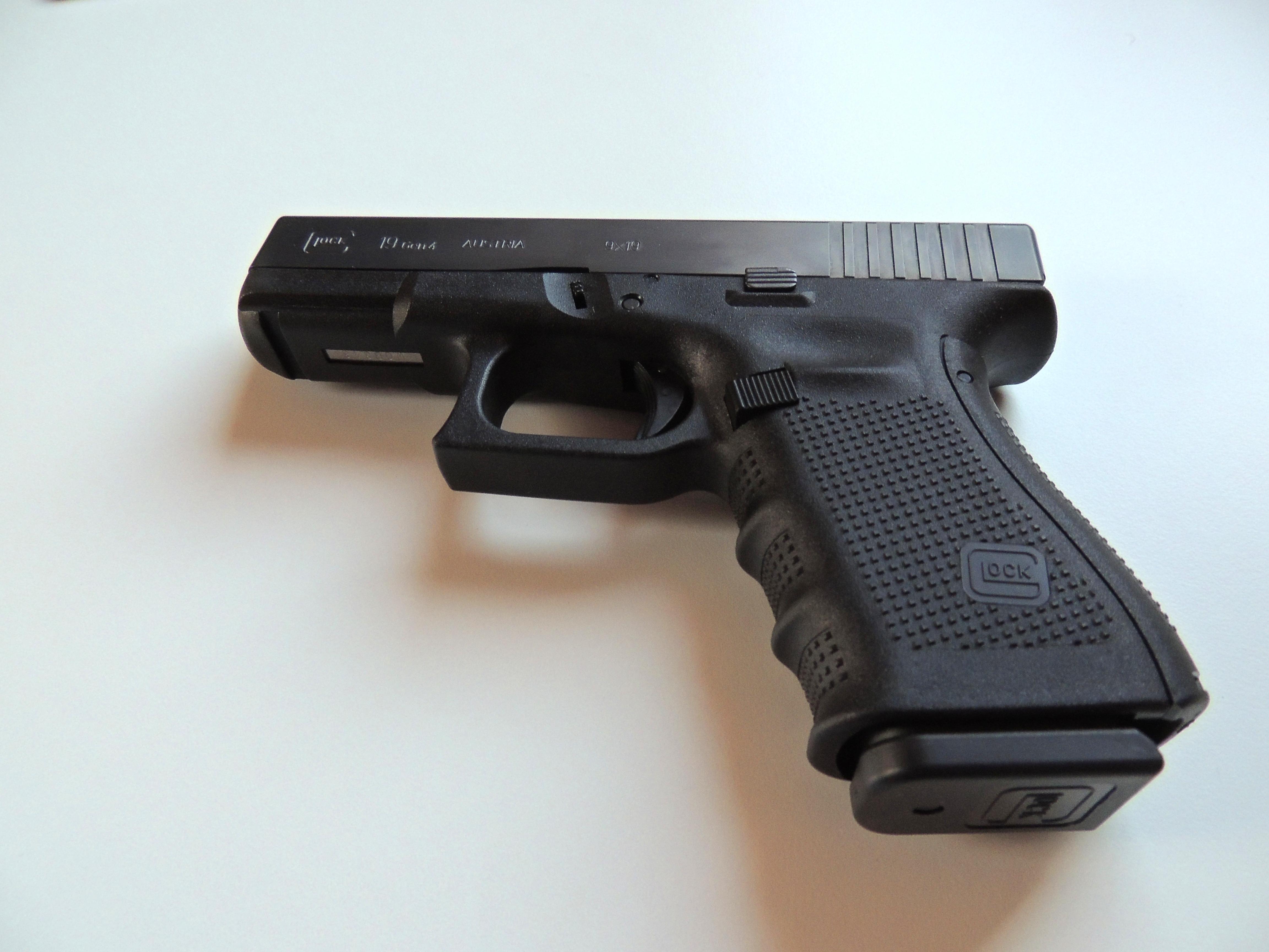 Glock 17 Gen 4 Hd