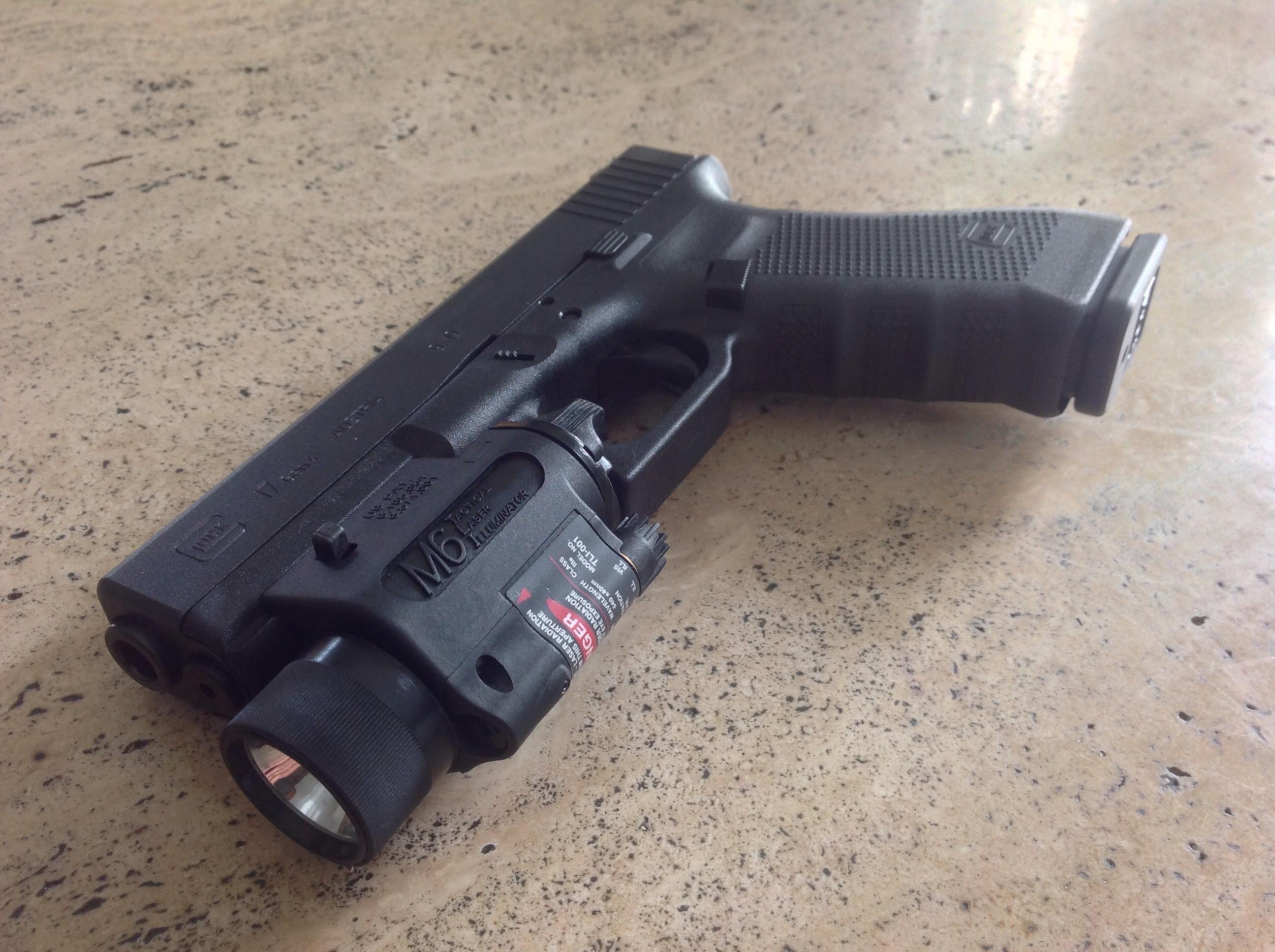 Glock 17 Gen 4 High Definition