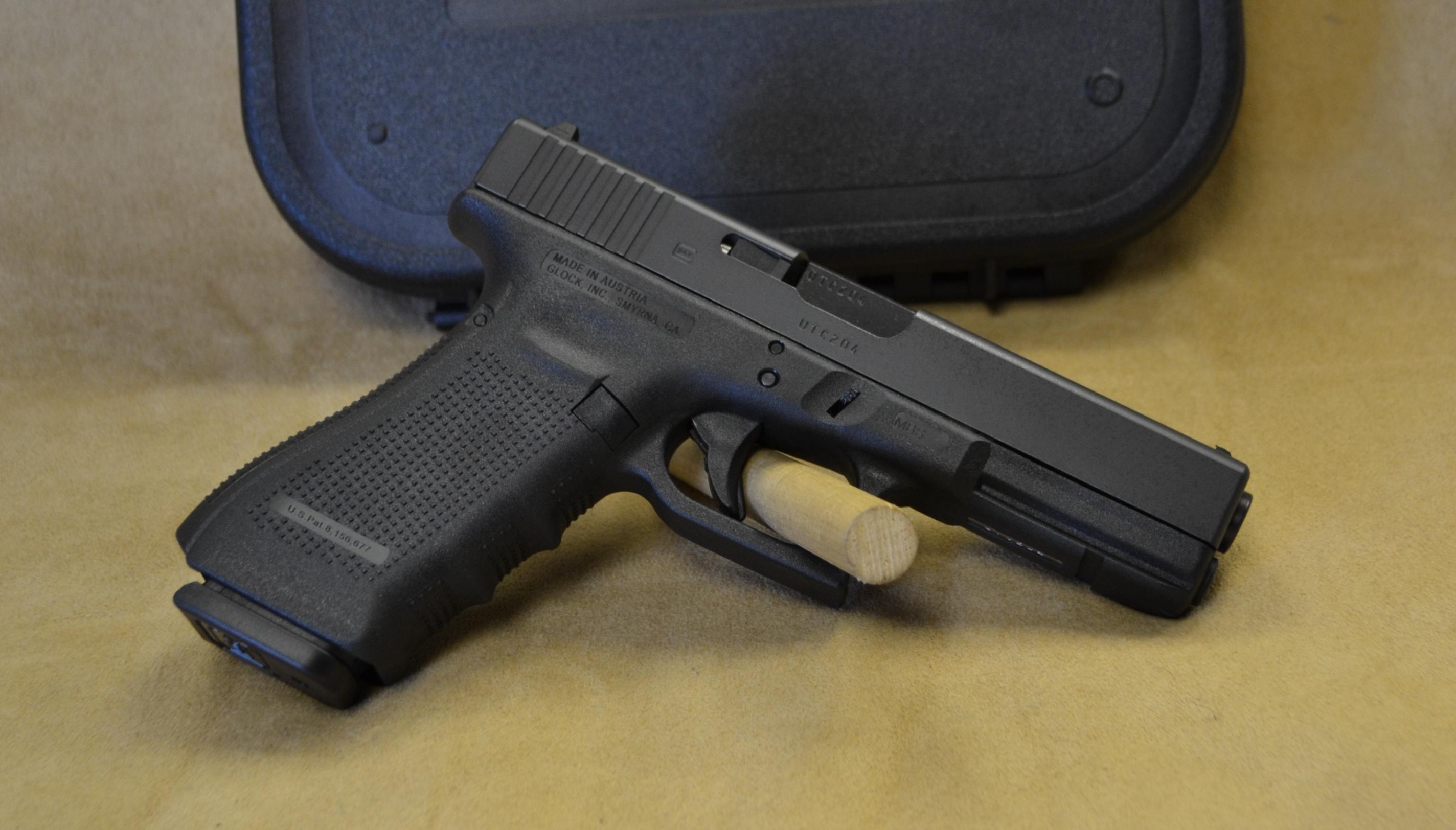 Glock 17 Gen 4 Images
