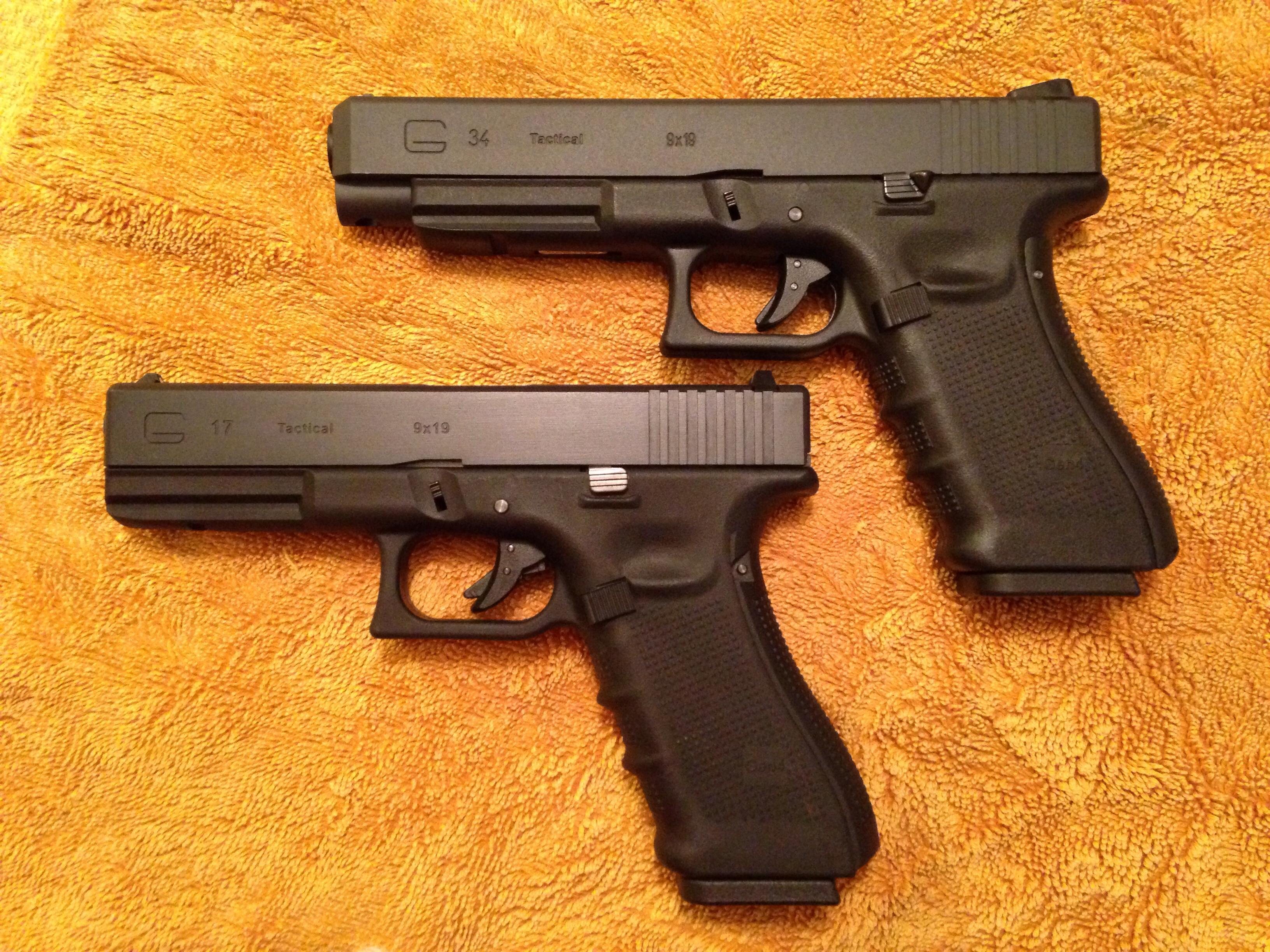 Glock 17 Gen 4 Pictures