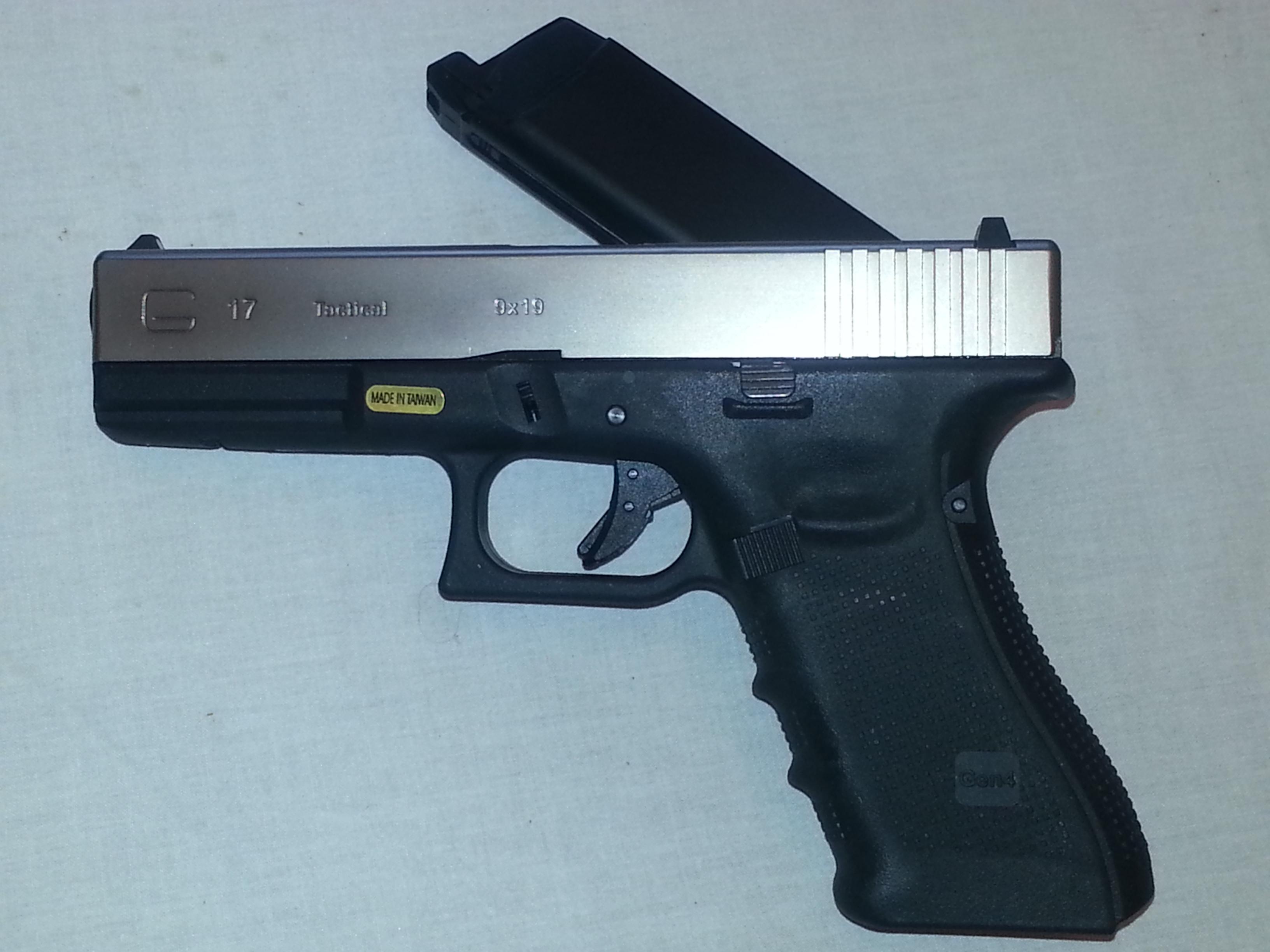 Glock 17 Gen 4 Wallpapers Hd