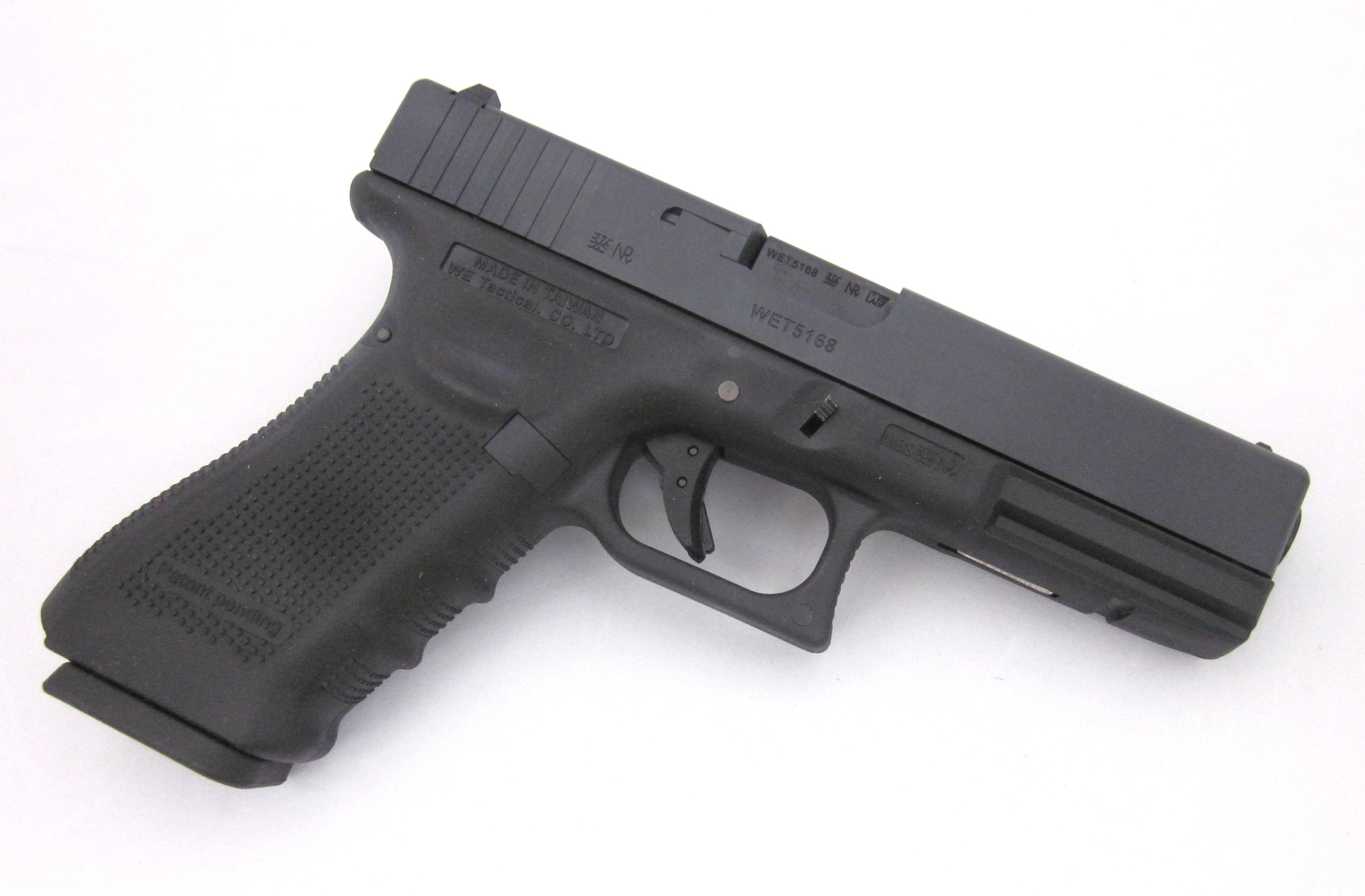Glock 17 Gen 4 For Desktop Background