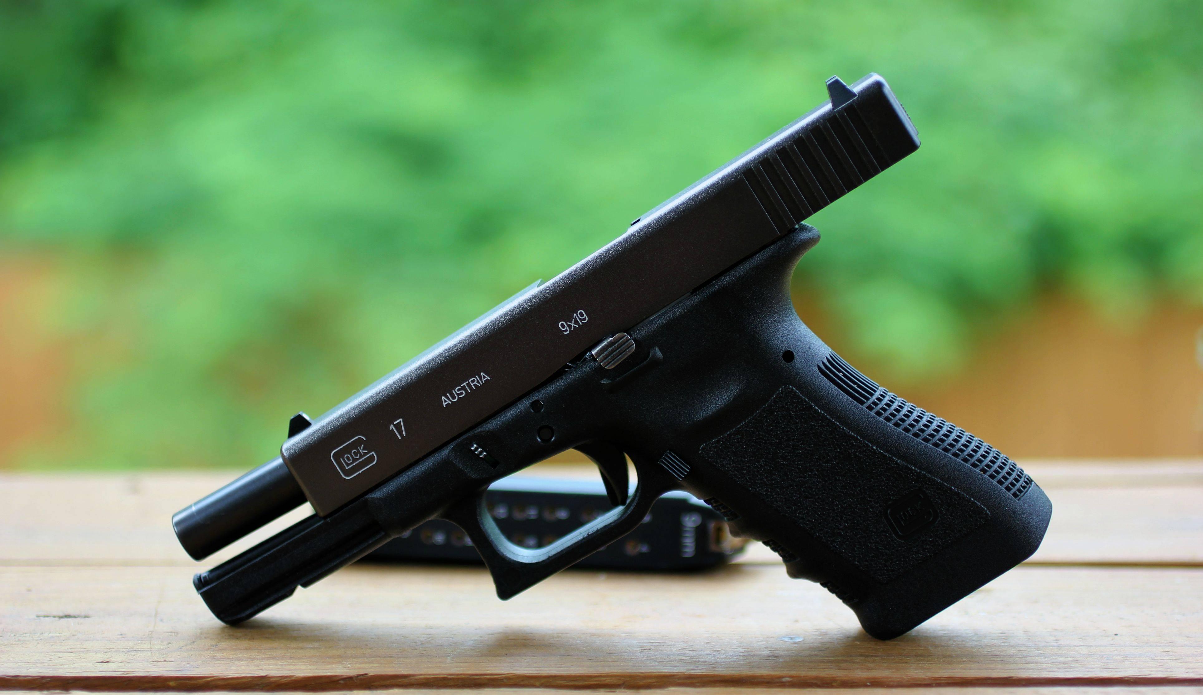 Glock 17 Gen 4 Full Hd