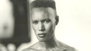 Grace Jones Desktop