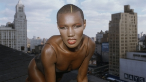 Grace Jones Wallpaper