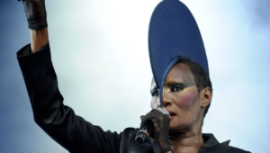 Grace Jones Wallpaper For Computer