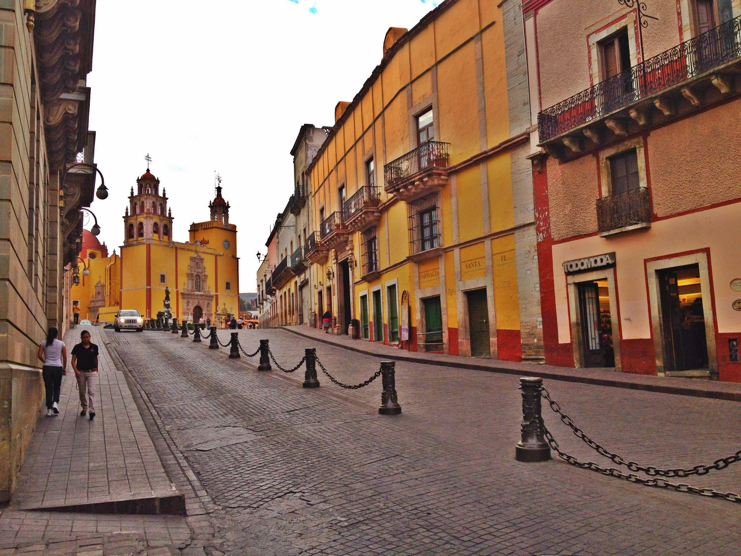 Guanajuato Background