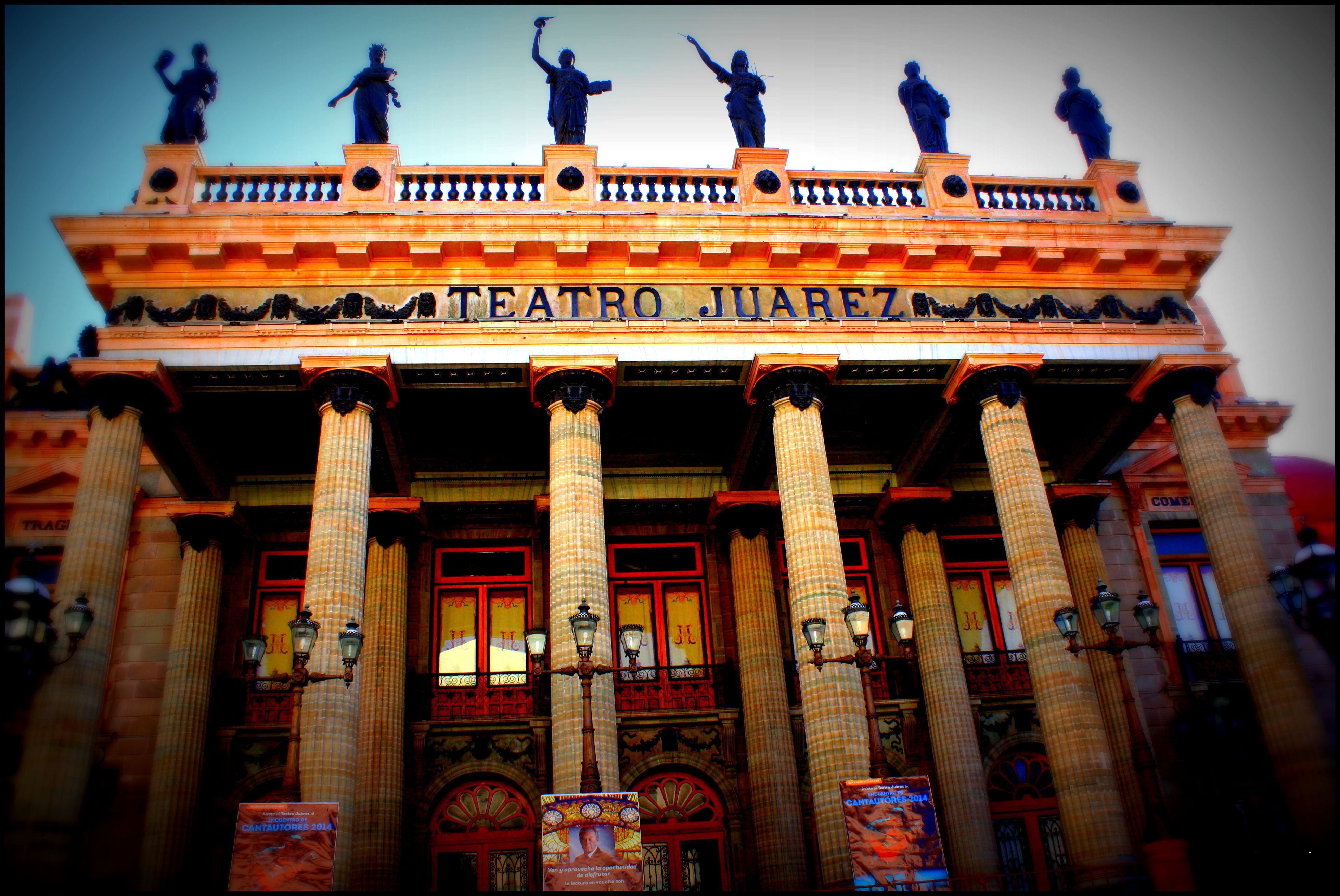 Guanajuato Hd Background