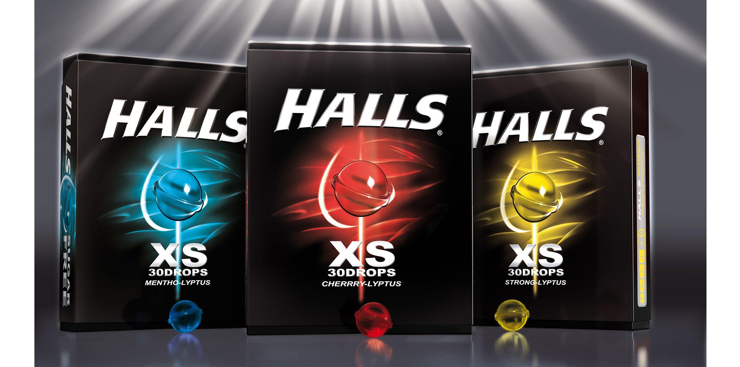 Halls Hd Desktop