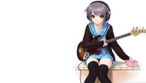Haruhi Suzumiya Hd Background