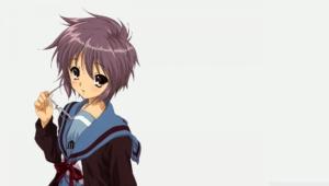 Haruhi Suzumiya For Desktop