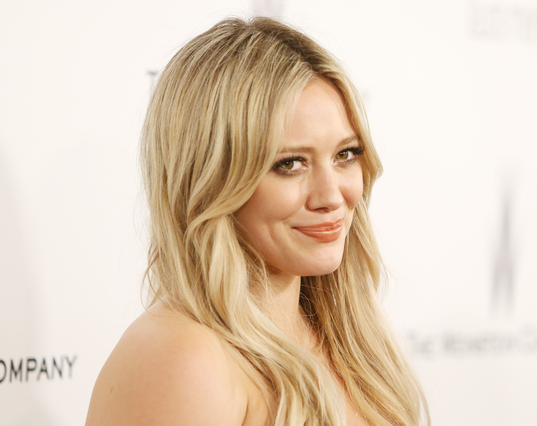 Hilary Duff Hd Desktop