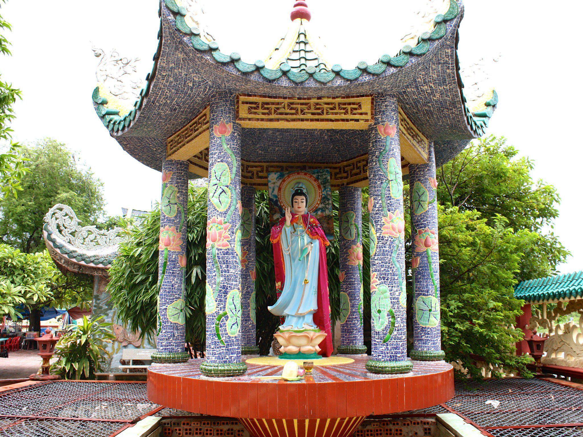 Ho Chi Minh Background