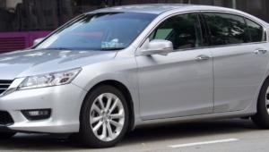 Honda Accord Pictures