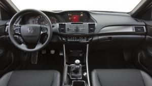 Honda Accord Widescreen