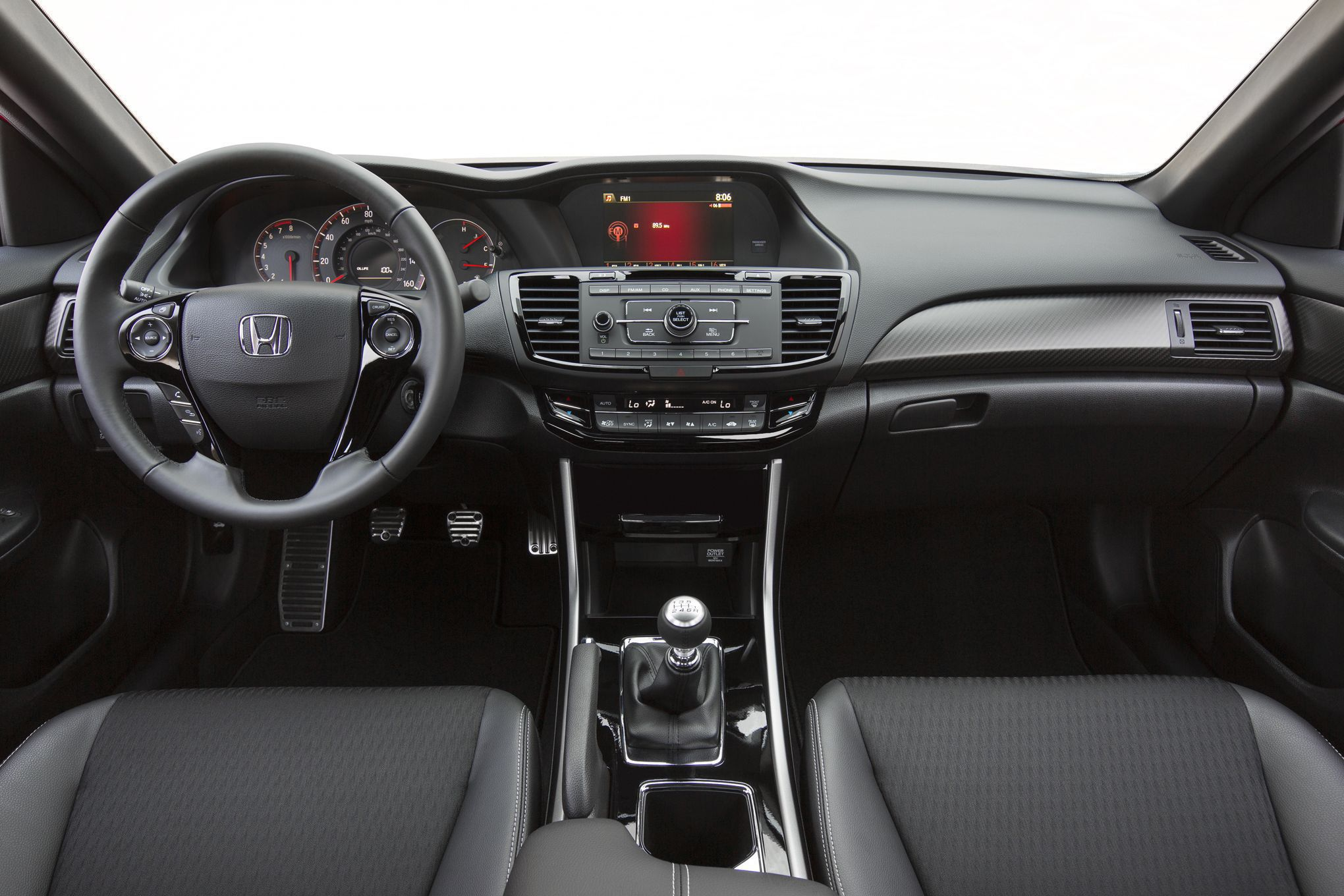 Honda Accord Widescreen