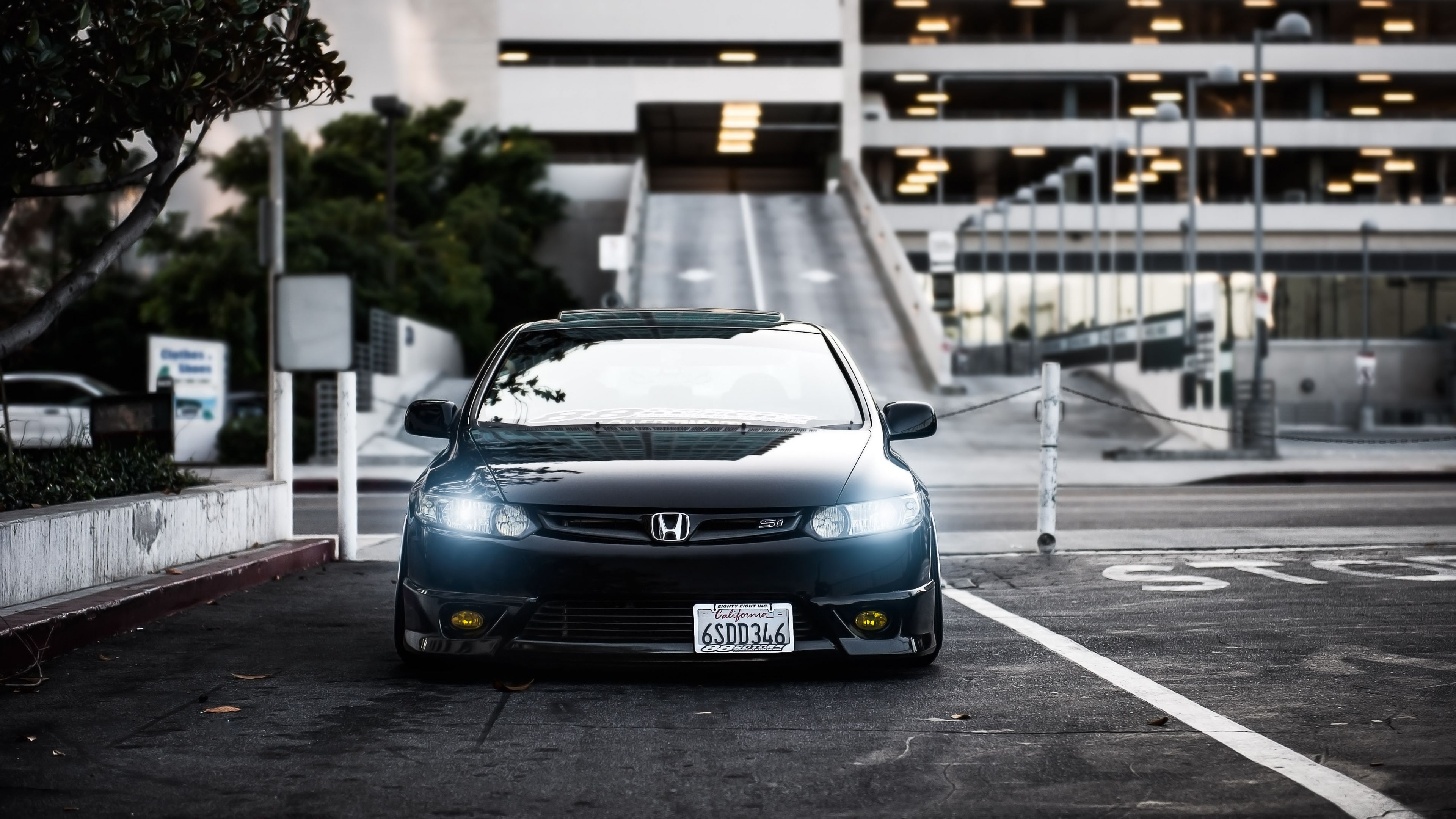 Honda Civic High Definition Wallpapers