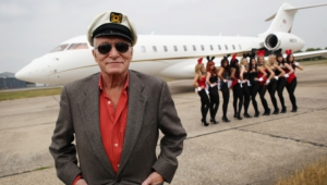 Hugh Hefner Wallpaper