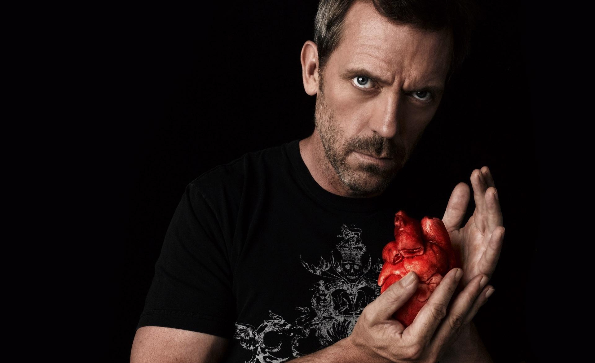 Hugh Laurie High Definition