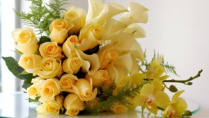 Images Of Flower Bouquet