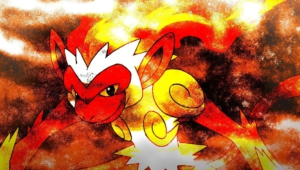 Infernape High Definition Wallpapers