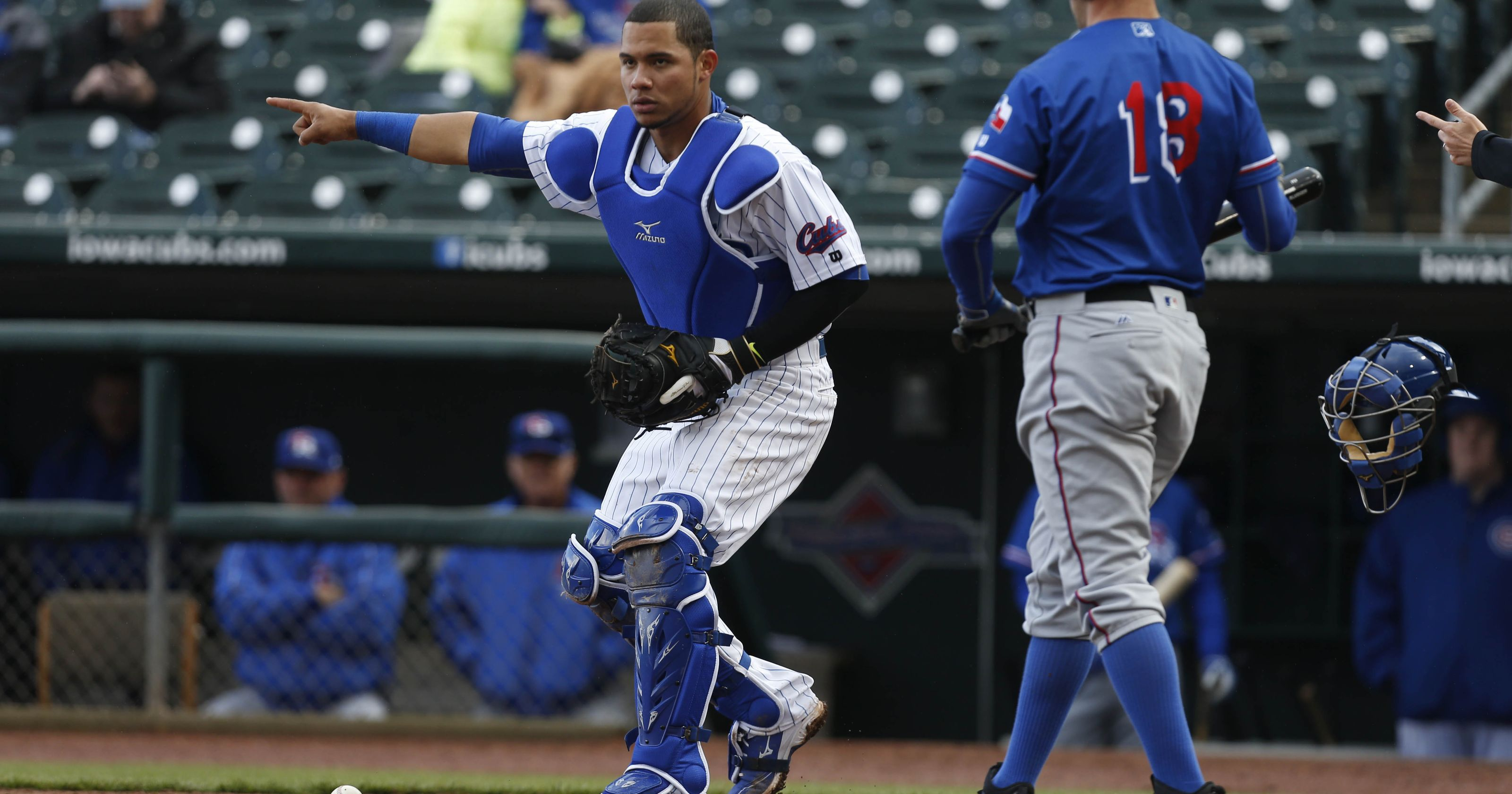 Iowa Cubs Pictures